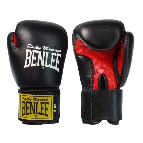 Перчатки боксерские Ben Lee Leather Boxing Gloves FIGHTER
