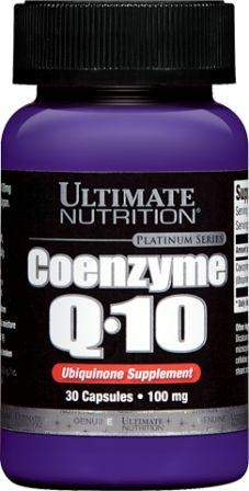 Ultimate Nutrition Coenzyme Q10 100% Premium