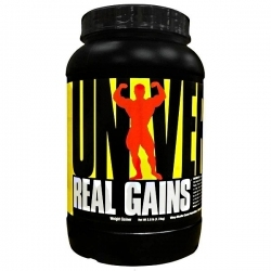 Гейнер Universal Nutrition Real Gains
