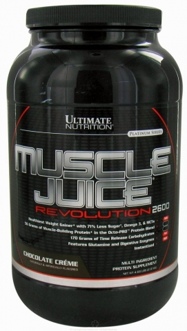 Ultimate Nutrition Muscle Juice Revolution 2600, 4.6 lb