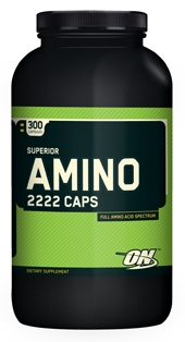 Аминокислоты Optimum Nutrition Superior Amino 2222