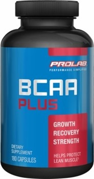 Фото Prolab Nutrition BCAA Plus, 180 caps