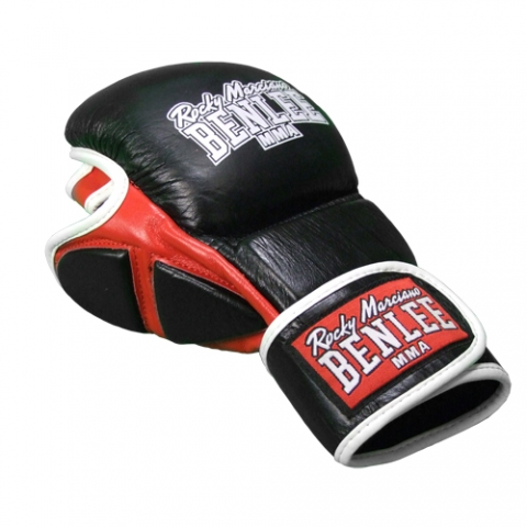 Перчатки Ben Lee Leather MMA Sparring Glove STRIKER