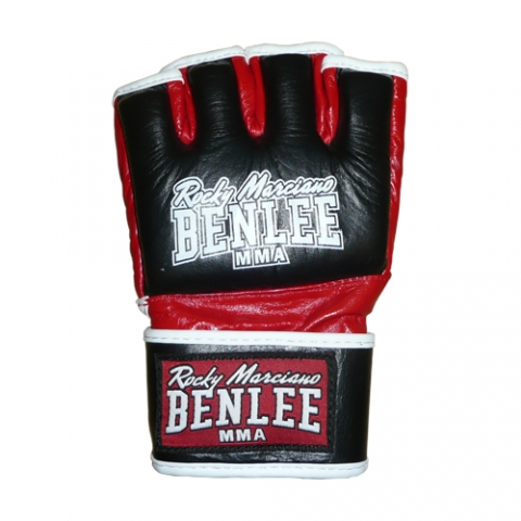 Перчатки Ben Lee Leather MMA Glove COMBAT