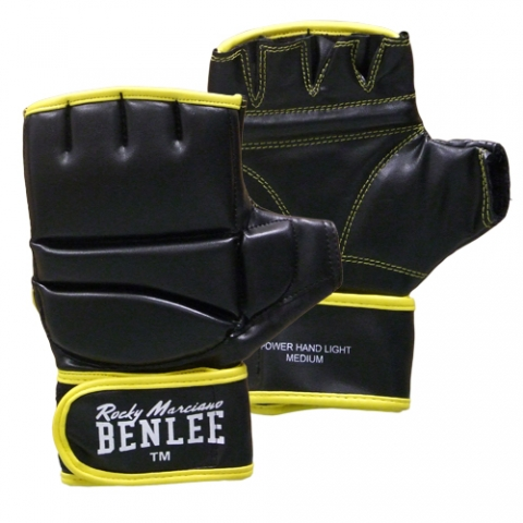 Перчатки боксерские Ben Lee PU Bag Mitts POWER HAND LIGHT