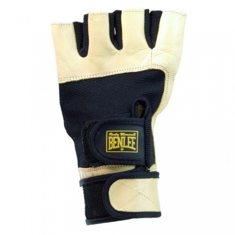 Перчатки Ben Lee Leather Fitness Weight Lifting Gloves KELVIN