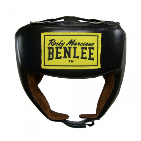 Защита головы Leather Headguard OPEN FACE