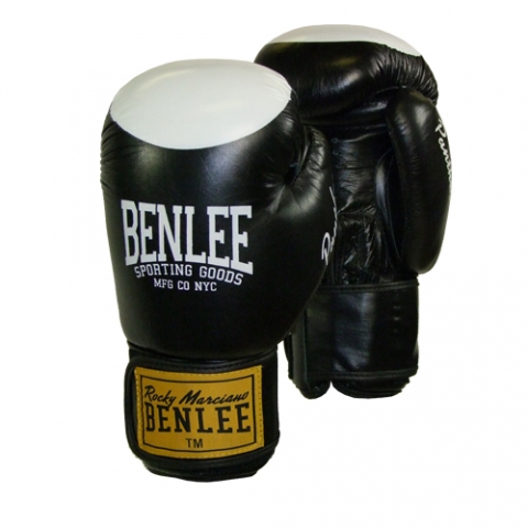 Перчатки боксерские Ben Lee Leather Boxing Gloves PANTHER