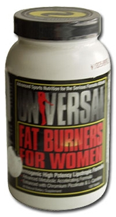 Жиросжигатель Universal Nutrition Fat Burners for Women