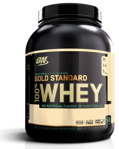 Optimum Nutrition 100% Whey Gold Standard Natural