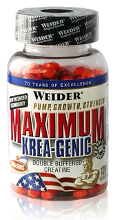 Креатин Weider Maximum Krea-Genic