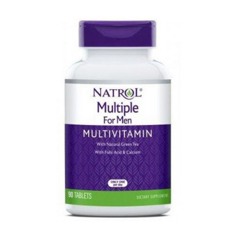 Multiple For Men (Natrol) 90 таб
