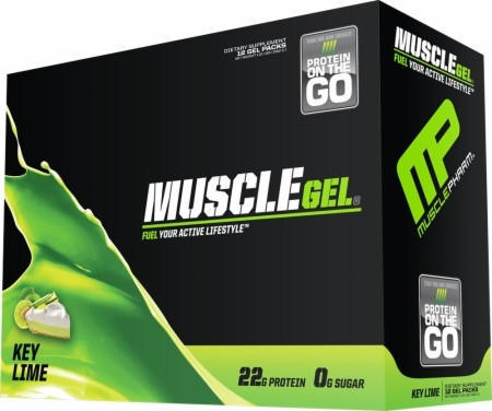 Гели  MusclePharm Muscle Gel