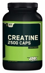 Фото Креатин Optimum Nutrition Creatine 2500, 200 капсул