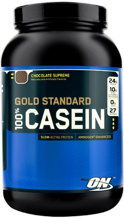 Протеин Optimum Nutrition 100% Casein Protein