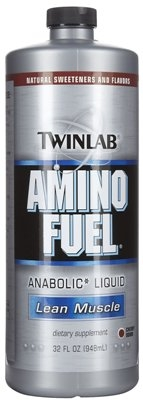 Аминокислоты Twinlab Amino Fuel Liquid