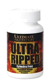 Жиросжигатель Ultimate Nutrition Ultra Ripped Capsules